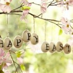 Grateful for a Blessed Year - Happy Easter