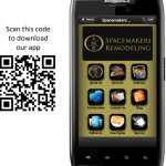 SpaceMakers Remodeling has gone MOBILE!