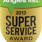SPACEMAKERS Remodeling Earns Esteemed 2013 Angie's List Super Service Award
