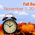 Fall Back Extra Hour of Sleep!