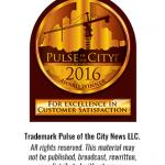 2016 Service Excellence Award