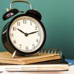 Fall Back & Get an Hour Extra Sleep! November 6th