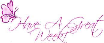 haveagreat week