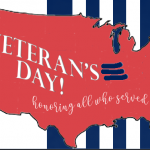 Remembering those who served on Veteran's Day