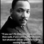In Appreciation of Martin Luther King!
