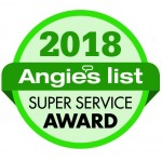 SpaceMakers Remodeling Receives 2018 Angie's List Super Service Award!